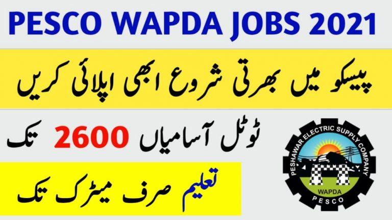 PESCO Jobs